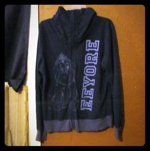 Cute Disney zip up hoodie